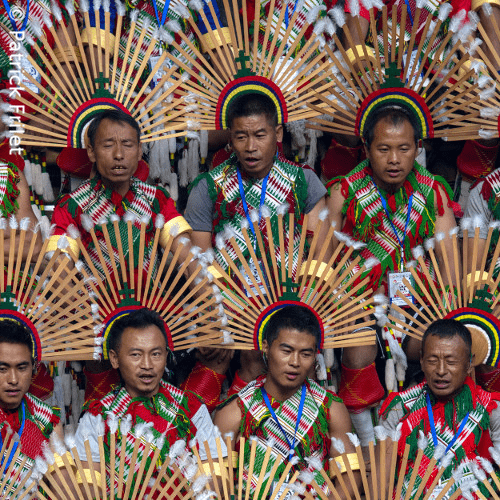 Hornbill Festival Nagaland - Festivals of North East India