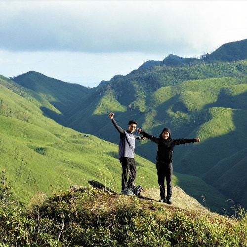 Trekking Tours – Dzukou Valley Nagaland in North East India